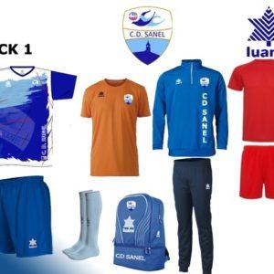 Pack 1 ropadeportiva